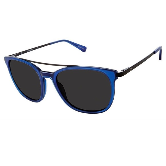 Sperry Other - - NWT Sperry Leeward men's sunglasses color blue